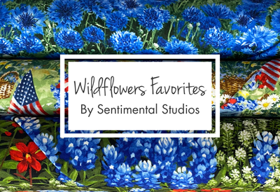 Wildflower Favorites by Sentimental Studios
