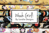Woah Girl! by Loralie Designs