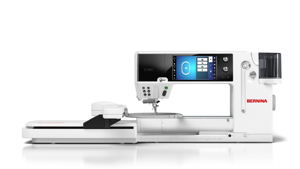 BERNINA Sewing Mastery: 880, 7 Series and Next Generation 5 Series