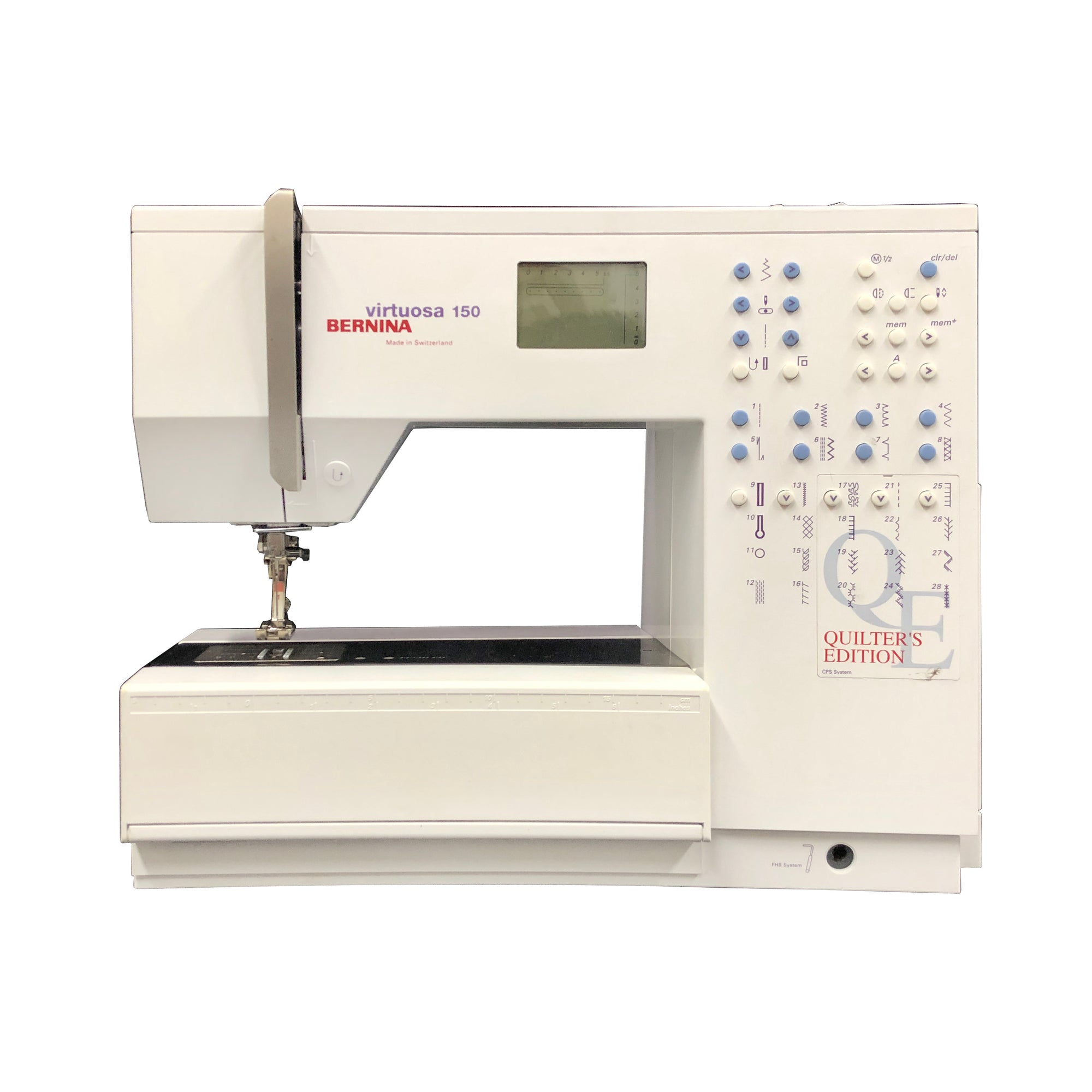 CPO BERNINA Virtuosa 150