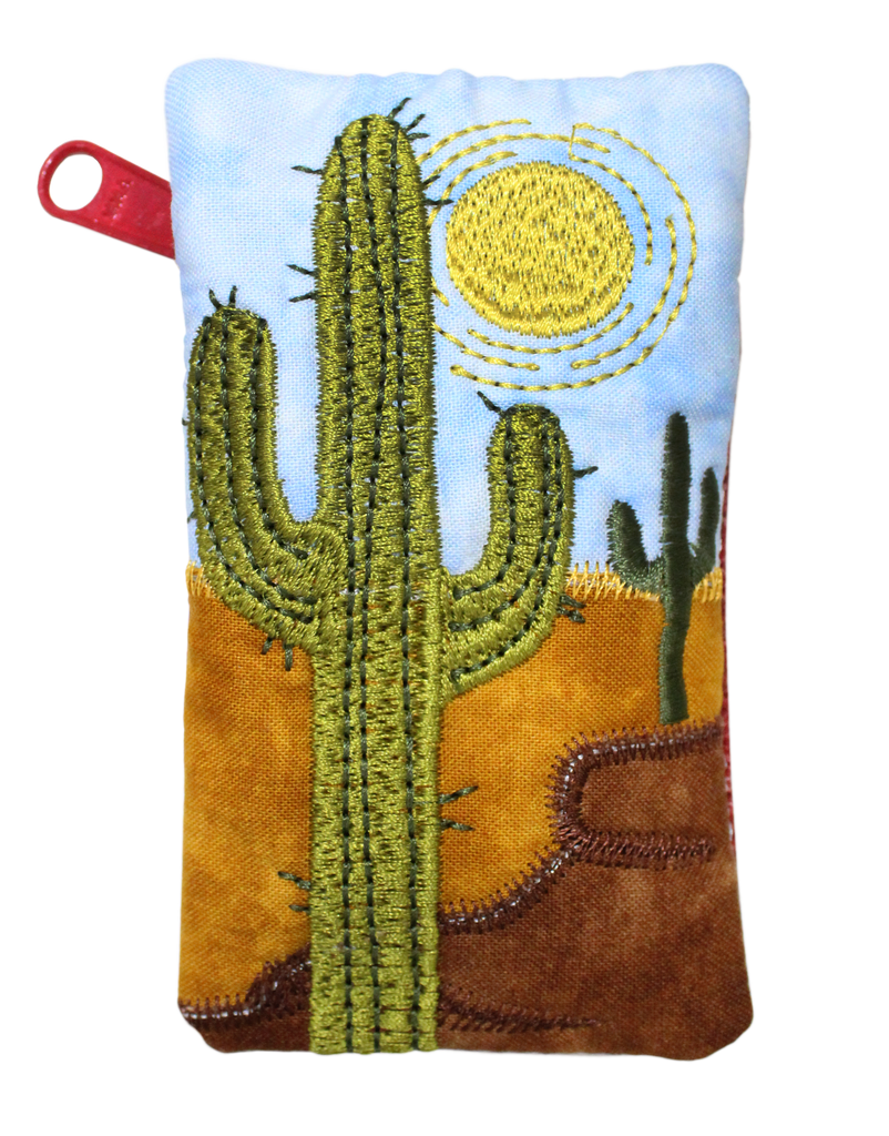 Anita Goodesign Express: Landscape Coin Purses