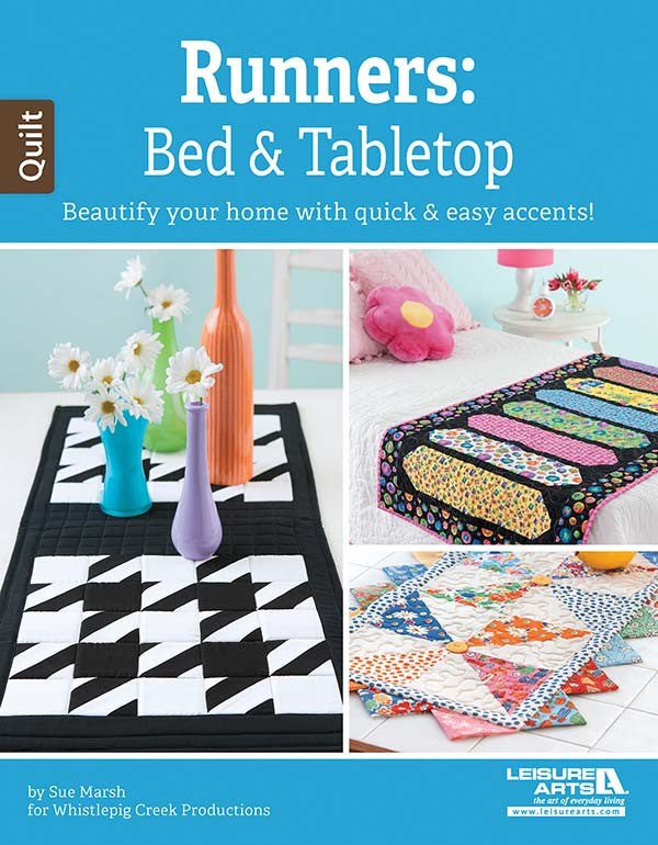 Runners: Bed & Tabletop by Sue Marsh