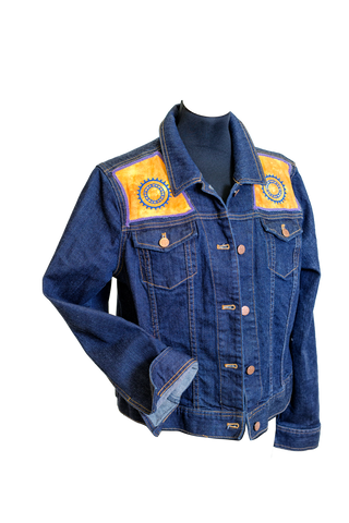 Upstyle Your Jean Jacket