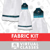 Virtual Class: Hanging Towel - Fabric Kit (Video Access Included)