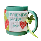 Kimberbell Exclusives: Friends Warm the Heart Mug