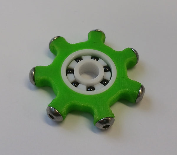 FloBeez Massaging Spinner - TPU - M4 Screwed