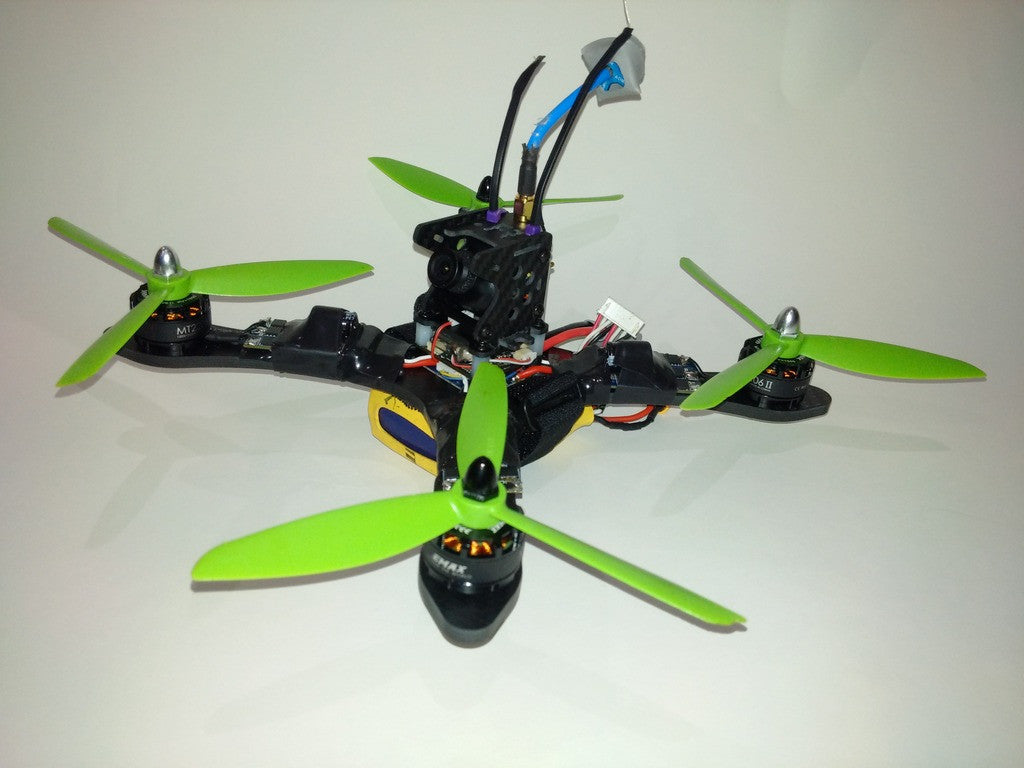 Buzz 230 - 7in FPV Quadcopter - 4mm Non-Countersunk Edition