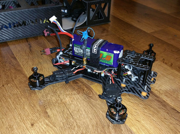 Hive 250 - 6in FPV Quadcopter