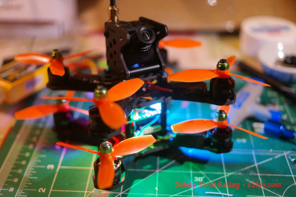 Buzz 130 - 3in FPV Quadcopter - Top Pod