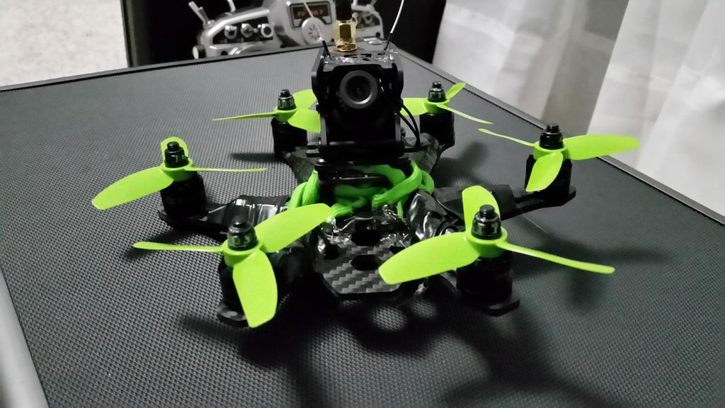 Hornet 155 - 3in FPV Hexcopter - Top Pod