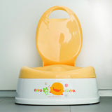 Multi-functional Deluxe Potty Trainer - Piyopiyo Canada