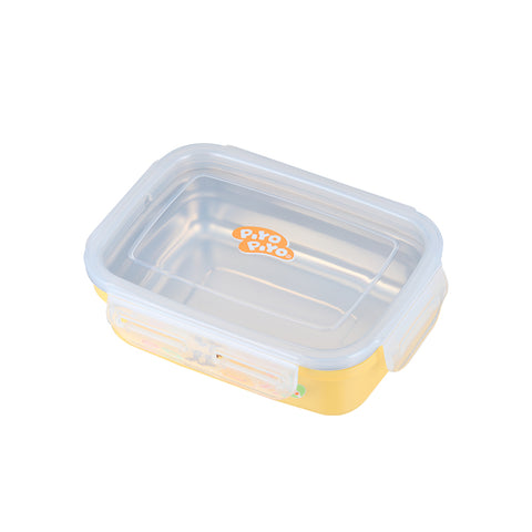 Stainless Steel Lunch Box - Piyopiyo Canada