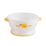 Double Handled Slip-Proof Bowl - Piyopiyo Canada
