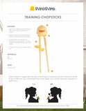 Training Chopsticks - Piyopiyo Canada