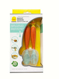 Magic Bendies Spoon & Fork Set - Piyopiyo Canada
