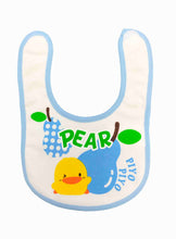 Load image into Gallery viewer, Fruity Baby Bib - Piyopiyo Canada