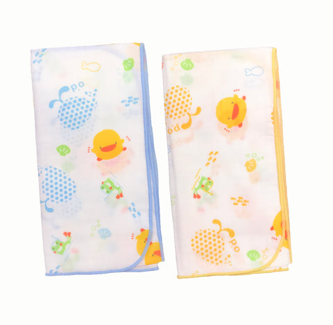 100% Cotton Bath Towel 2pcs