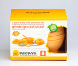 Baby Food Processor 7pcs - Piyopiyo Canada