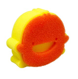 Double Layer Bath Sponge - Piyopiyo Canada