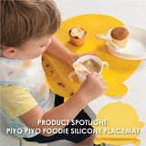 Foodie Silicone Placemat - Piyopiyo Canada