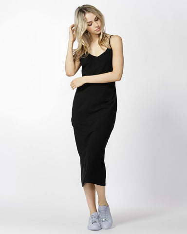 Betty Basics  LILY DRESS  black - the clothing edit