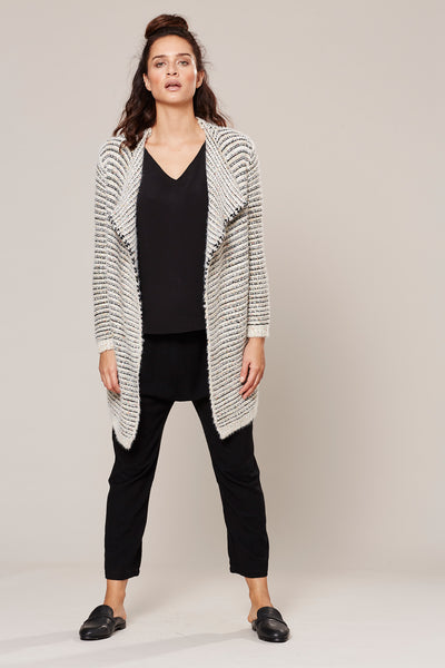 eb & ive  ASMARA CARDIGAN - the clothing edit