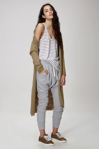 The Fifth Label FAR AWAY CARDIGAN  khaki - the clothing edit