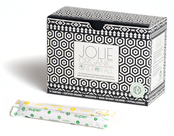 Tampons (18 TOTAL: 9 Super, 9 Regular) - Every Other Month Subscription