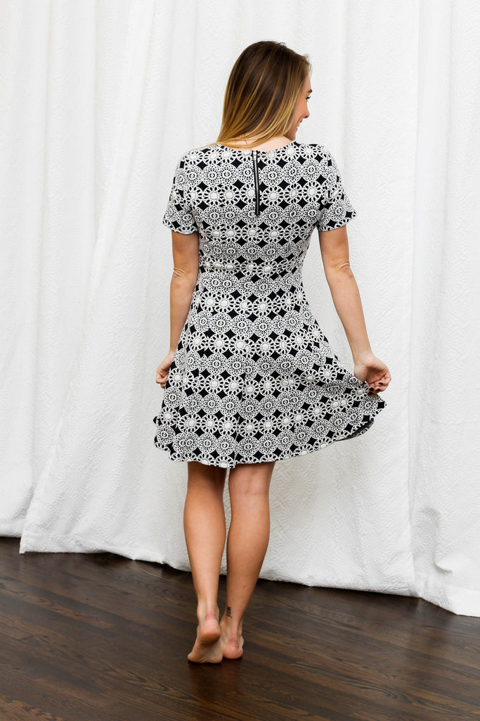 Go, Go, Go Girl Dress **ONLY 1 LEFT!**