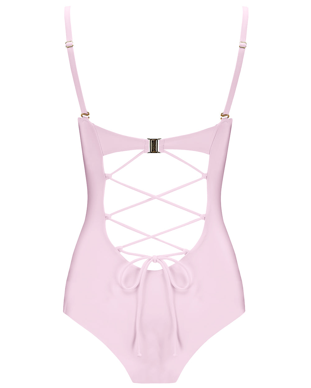 The 9.2.9 Swimsuit - Bonbon Pink