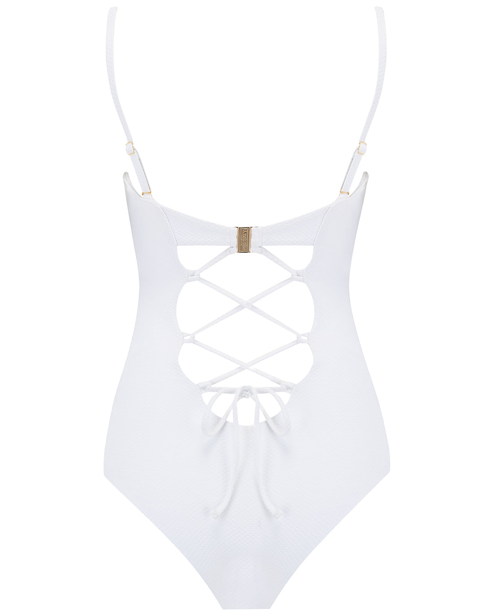 The 9.2.9 Swimsuit - Ivory (In Store ~ Selfridges)