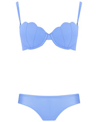 The Contour Bra Set - Hyacinth (In Store ~ Selfridges)