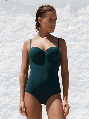 The 9.2.9 Swimsuit - Pine
