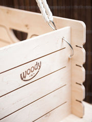 Hussh hanging cradles - Woody