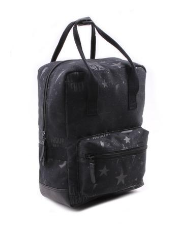 Kidzroom - Totally Black Little Rebel rectangle Backpack