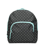 Zebra Trends - Backpack black/Mint little dot