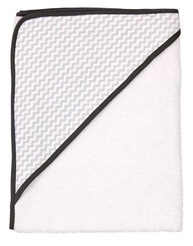 Luma - Hooded Towel Mixed White