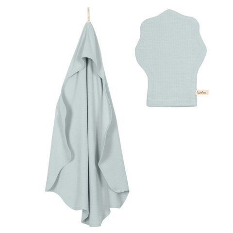Koeka - Bath Towel & Washcloth lyon