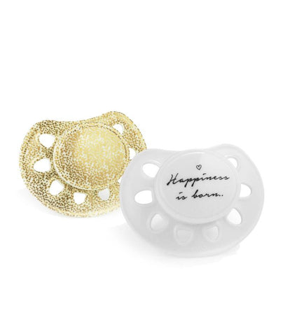 Pacifiers Elodie Details Happiness is Born (Newborn)