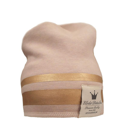 Winter Beanie Elodie Details Guilded Pink (Last Pieces! 6-12M)