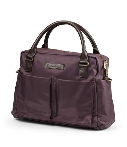 Elodie Details - Diaper Bag Plum Love