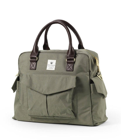 Diaper Bag Elodie Details Woodland Green