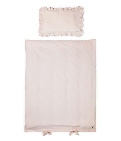 Elodie Details - Crib Bed Set Powder Pink