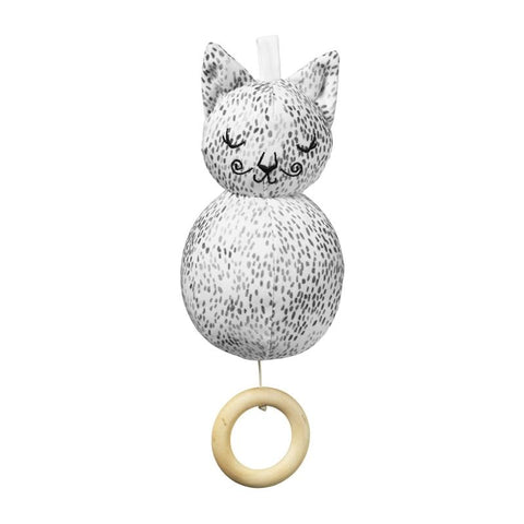 Elodie Details - Musical Toy Dots of Fauna Kitty