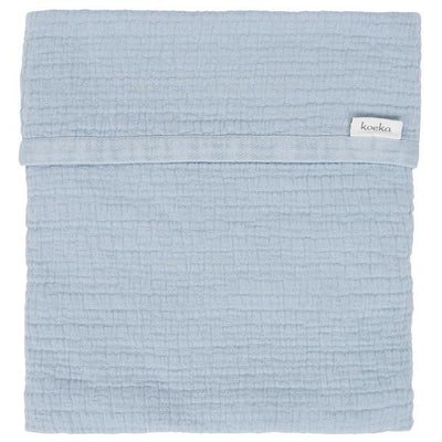 Koeka - Blanket Elba Tape Soft Blue