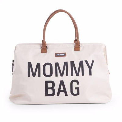 Childhome - MOMMY BAG XL OFF-WHITE