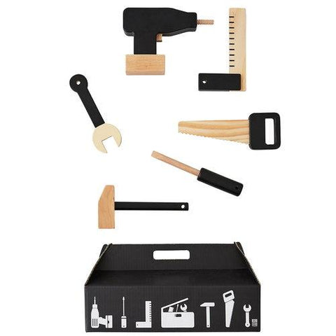 Design Letters - Tool School Wooden Toys Playset