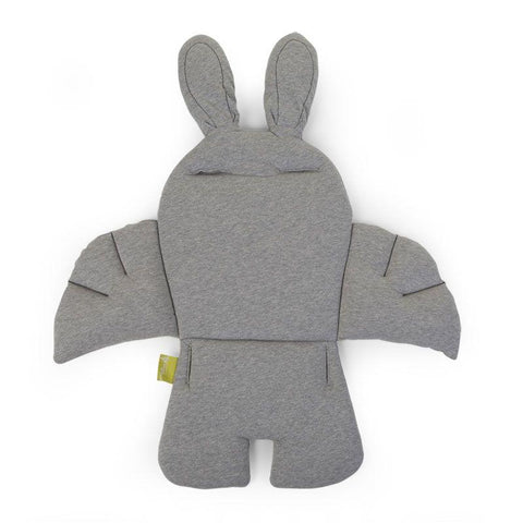 Childhome - RABBIT CUSHION JERSEY GREY