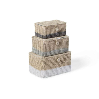 Childhome - BASKET CLOSED SET OF 3