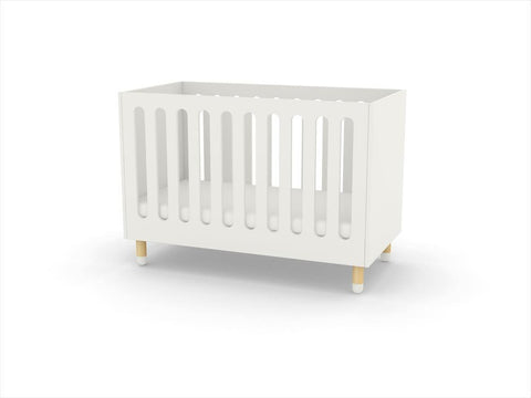 Baby Cot Flexa White